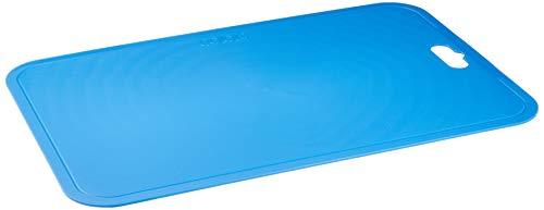 TWR Pearl Couleurs Lave-Vaisselle Correspondant Planche à découper Bleu C-349 (Japan Import)