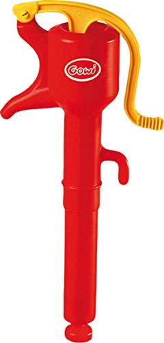 Gowi 558-29 Wasserpumpe rot, Strand- und Badespielzeug