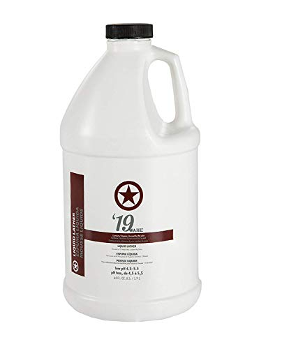 Wahl Professional 19 Liquid Lather Premixed Solution for Hot Lather Machine