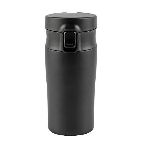 【BLKP】 パール金属 水筒 直飲み 400ml ワンタッチ タンブラー 限定 ブラック BLKP 黒 AZ-5020