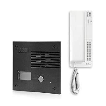 GOLMAR Kit de Portero Electrónico 1 Línea 4+N K-201