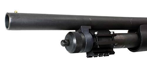 TRINITY Single Rail Mount for mossberg Maverick 88 12ga Pump Picatinny Weaver Optics Mount Adapter Aluminum Black Hunting Tactical mossberg