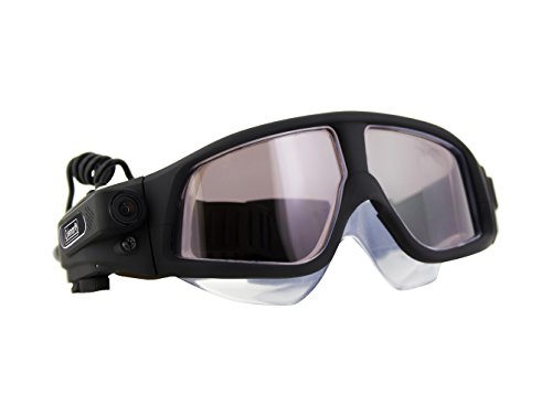 Coleman G7HD-SWIM Vision HD Underwater Swimming Goggles with Video Camera