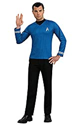 Mr. Spock costume uniform Into Darkness style