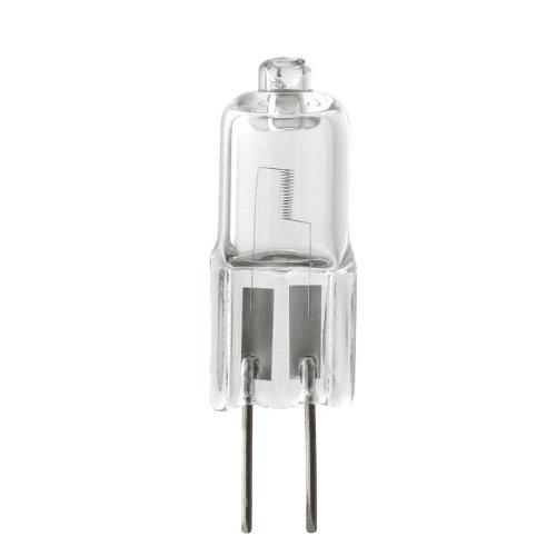 10er Set G4 5 Watt Halogen-Leuchtmittel - 12 Volt Stiftsockel