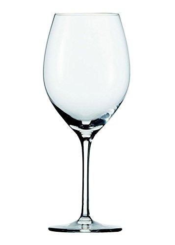 Schott Zwiesel - Cru Classic, Chardonnay 1 Weißweinglas mit Eichmarke 0,1 Liter (114660)