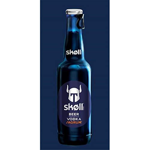 Skoll Tuborg Agrum '6 ° bottiglia 33 cl 6 x 33 cl