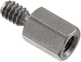 RAF ELECTRONIC HARDWARE 4501-440-SS SPACER/STANDOFF, SS, 4.776MM X 6.35MM (1 piece)