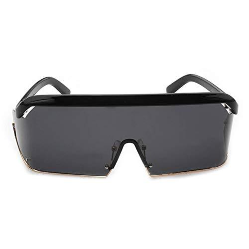 Beschermende Goggles, Winter Women's Rimless oversized zonnebril High Quality Brand Designer Optical Fashion Bescherming van de ogen zonnebril