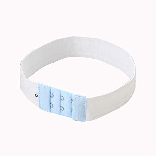 DaoRier réglable Diaper Fermeture élastique Sangle de fixation pour baby Care, bleu, Small