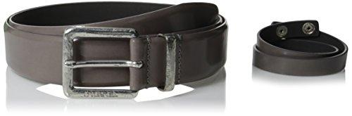 Diesel Herren Gürtel Blady-Pack Belt - grau - 95
