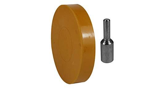 APP Zierstreifen Radierer Folienradierer Radierscheibe inkl Adapter *150407