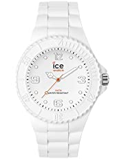 Ice-Watch - ICE generation White forever - Montre blanche avec bracelet en silicone