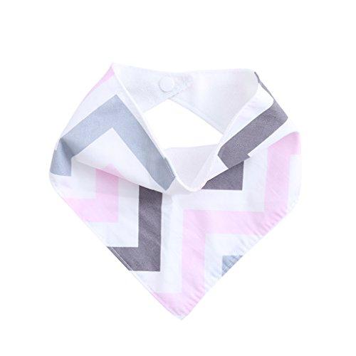Mikiya kinder baby speekseldoek driehoekig sjaal halsdoek bandana Dribble voering slabbetje