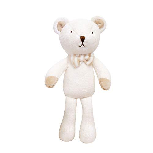 New [Organic Shop] 100% Organic Cotton Baby Stuffed Animal Doll (Sheep_Rattle)