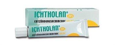 Ichtholan Salbe 20% 40 g