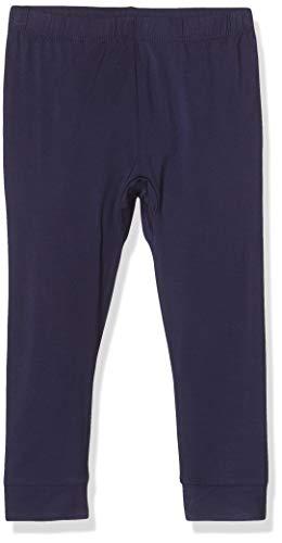 MINYMO Unisex Baby Leggins Leggings, Blau (Dark Navy 778), (Herstellergröße:50)