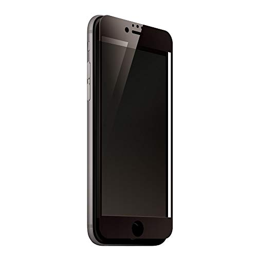Deff(ディーフ)実機装着確認済み 強力吸着タイプ TOUGH GLASS 3D for iPhone SE(第2世代) (透明クリア)...