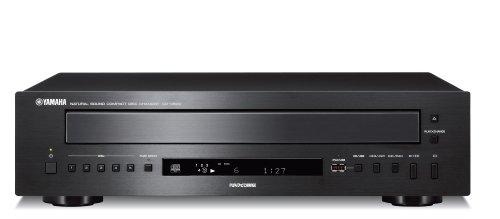 Yamaha CD-C600 Caricatore per 5 CD, colore black