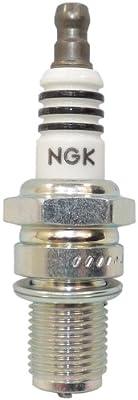 NGK (2202) DPR8EIX-9 Iridium IX Spark Plug, Pack of 1 by NGK