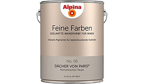 Alfred Clouth Alpina Feine Farben 5 L Dächer von Paris No. 06