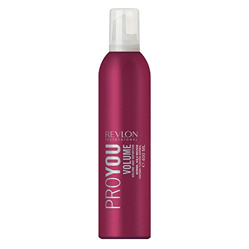 REVLON PROFESSIONAL Proyou Volume Styling Mousse, 1er Pack (1 x 400 ml)