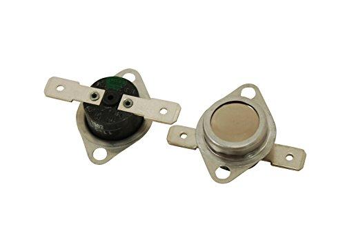 Original Hotpoint Creda Wäschetrockner Thermostat-Set 1701583/C00095566