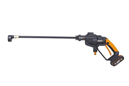 WORX WG620E.2 18V (20V Max) Cordless Hydroshot Portable Pressure Cleaner-Full Kit w/Fast Charger