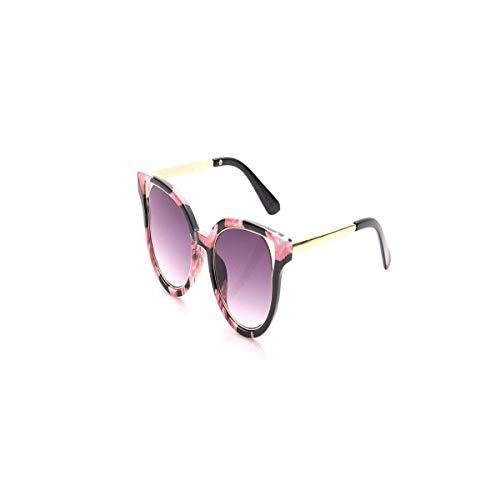 Daawqee Gafas de sol,Gafas para fiestas, Aviator Sunglasses Boys Girls Classic Glasses Multi-Color Kids Outdoor Sports Safety Coating Sunglasses