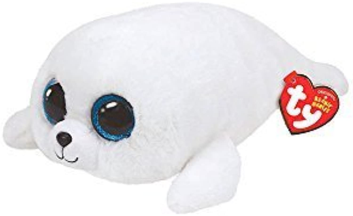 Claire's Accessories Ty Beanie Boos Plush Icy the Seal - 6 Small by Claire's