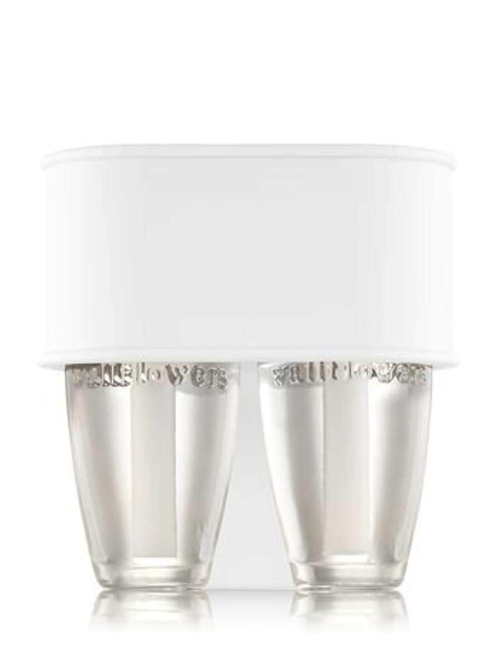宙返り大学生酸化物【Bath&Body Works/バス&ボディワークス】 ルームフレグランス プラグインスターター デュオプラグ (本体のみ) ホワイトソフトタッチ Scent Switching Wallflowers Duo Plug White Soft Touch [並行輸入品]