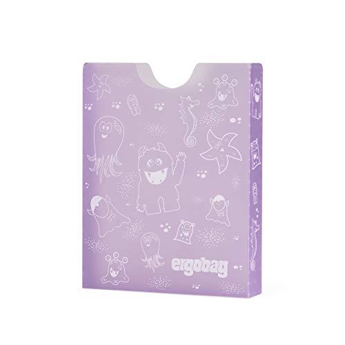 ergobag Heftebox - - Purple - Lila