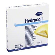 HYDROCOLL thin Wundverband 10x10 cm