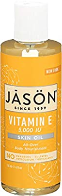 JASONS NATURAL Vitamin E Oil 5000iu 118 ml (PACK OF 1)