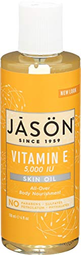 JASONS NATURAL Vitamin E Oil 5000iu 118 ml (PACK OF 1)