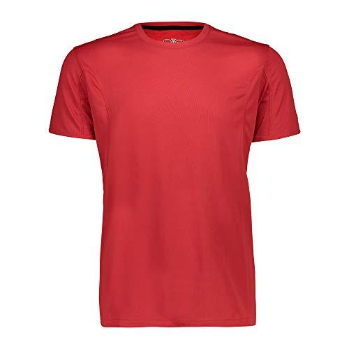 CMP 3T59877 T-Shirt Homme, Salsa, 54