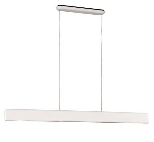 Lirio by Philips LED-Pendelleuchte Dolinea, 4-flammig, weiß, 3683631LI