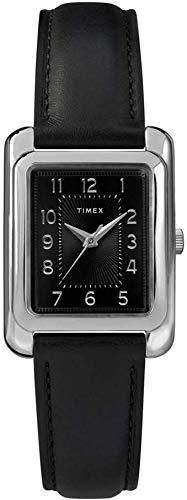 Timex Reloj Análogo clásico para Mujer de Cuarzo con Correa en Cuero TW2R89700