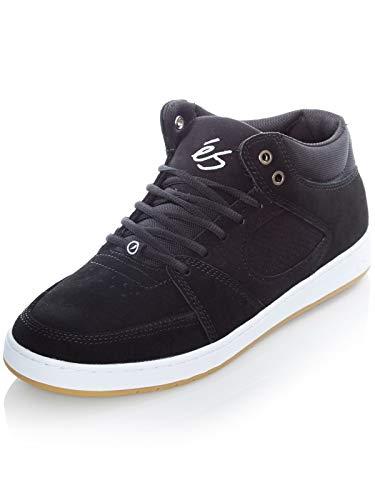 eS Herren Accel Slim Mid Skate Schuh, Schwarz (Schwarz/Weiß/Gummi.), 39 EU