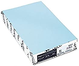 product image for Hammermill 103317 Multipurpose Paper, 20lb, 8-1/2-Inch x14-Inch, Blue