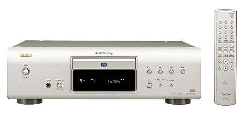 Denon dcd-1500ae CD-Player SACD Silber (E)