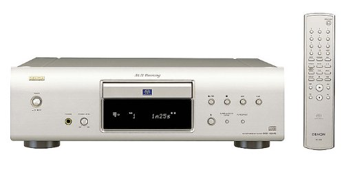Denon dcd-1500ae CD-Player SACD Silber (E)