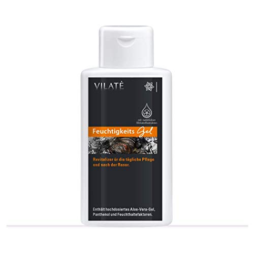 Kräftiges Shampoo für Herren reduziert Haarausfall und repariert Haarstrukturen – Haarwaschmittel für trockene Kopfhaut – von Vilate