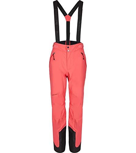 Peak Performance Snowboard-Hose atmungaktive Damen Ski-Hose Hochtouren-Hose Winter-Hose Grace Pink, Größe:XS