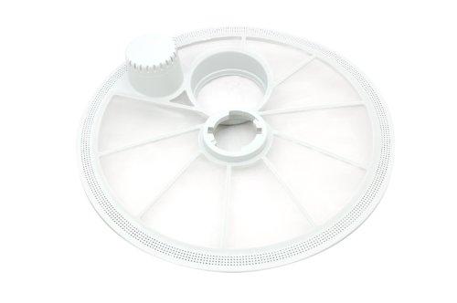 Zanussi Geschirrspüler Filter Plate 50273408000Ersatzteile