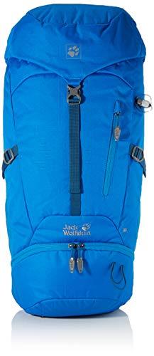 Jack Wolfskin Unisex-Erwachsene Astro 30 Pack sac à dos de randonnée Wanderrucksack, Blau (electric blue), One Size