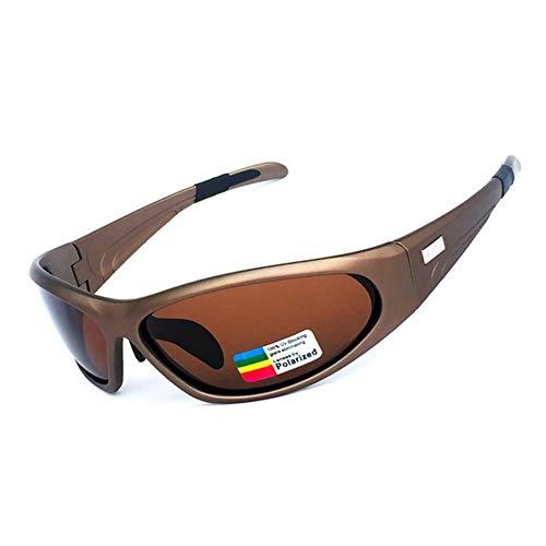 KEOA Gafas De Sol Deportivas Polarizadas, Gafas De Ciclismo UV 400 Protección para Ciclismo Correr Pesca Golf BéIsbol Esquí,C