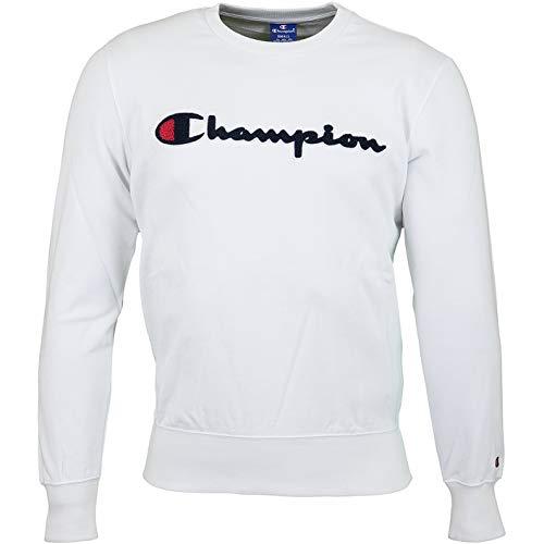 Champion Herren Sweater Logo Sweater