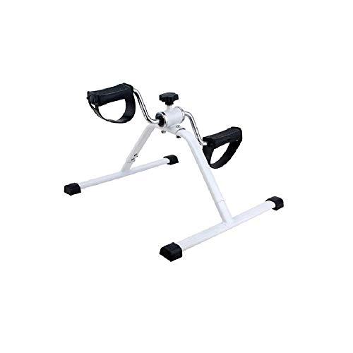 ZLXLX Indoor Sportuitrusting Stepper, Fitness Pedaal Fitness Thuis Wo Mooie Draagbare Pedaal Machine, Been Oefening Machine, Mini Bike Oefening, Fitness Equipment, Opvouwbaar, Indoor Fitness Loopband, Stap