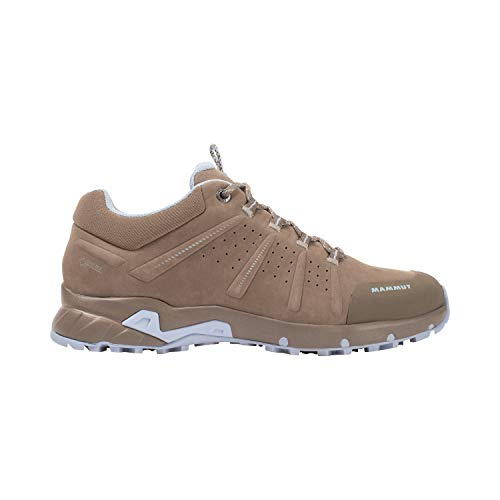 Mammut Convey GTX, Zapatos de Low Rise Senderismo para Mujer, Multicolor (Oak/Zen 3030/03230), 36 EU